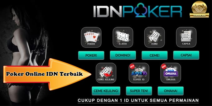 Poker Online IDN Terbaik